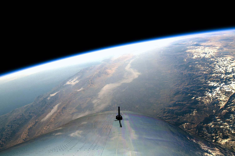 Bru & Bru agencia de viajes, Virgin Galactic, vuelo VSS Unity
